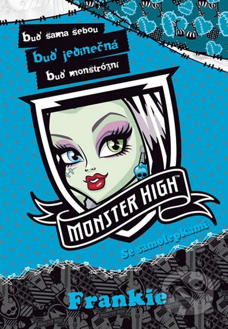 Monster High: Frankie - Mattel