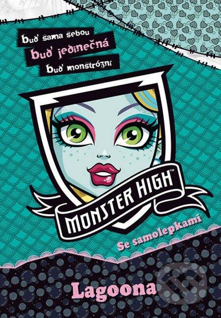 Monster High: Lagoona - Mattel