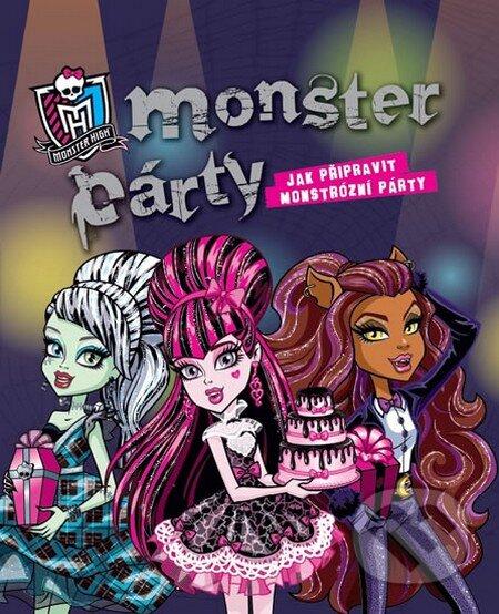 Monster High: Monster Party - Mattel