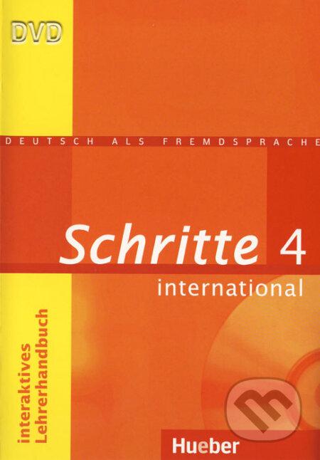 Schritte international 4: Interaktives Lehrerhandbuch -