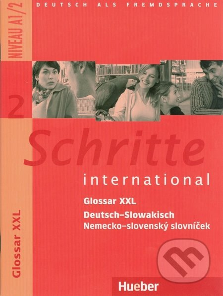 Schritte international 2: Glossar XXL -