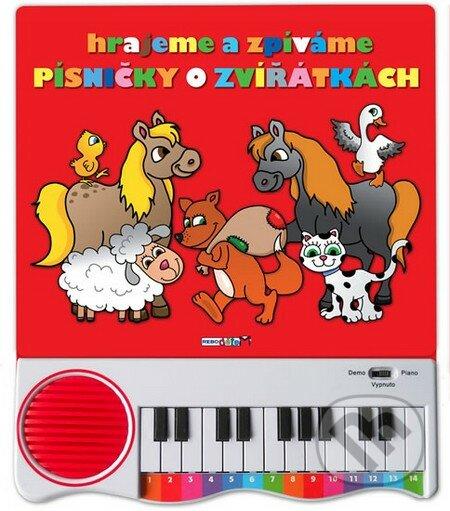 Hrajeme a zpíváme písničky o zvířátkách -