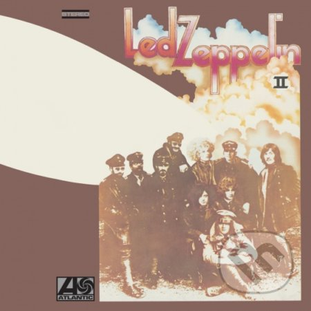 Led Zeppelin: Led Zeppelin II LP - Led Zeppelin