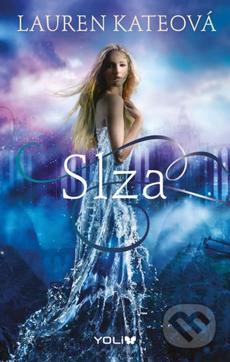 Atlantida: Slza - Lauren Kate