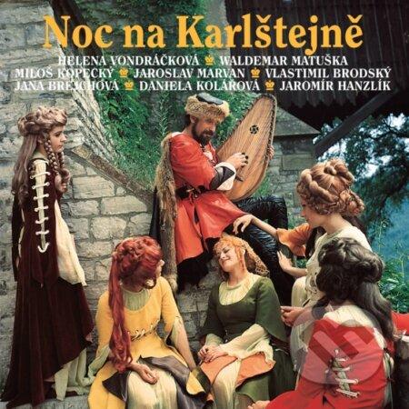 Noc Na Karlštejně - Various Artists