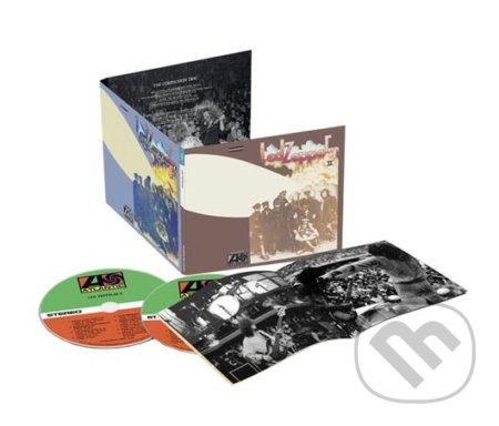 Led Zeppelin: Led Zeppelin II Deluxe Edition - Led Zeppelin
