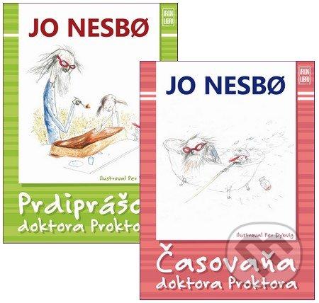Príbehy doktora Proktora I. (kolekcia prvých dvoch dielov) - Jo Nesbo, Per Dybvig