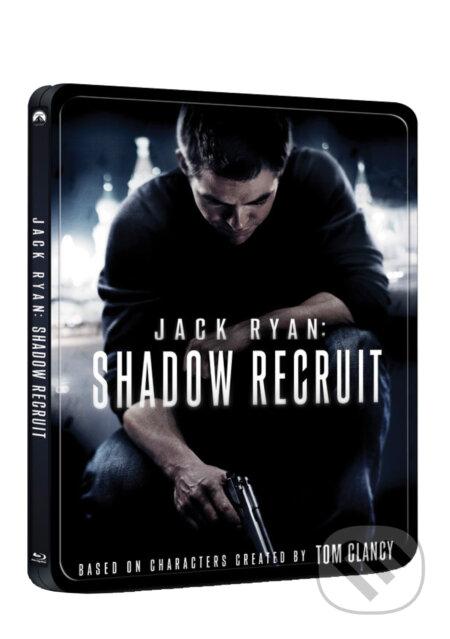 Jack Ryan: V utajení Steelbook BLU-RAY