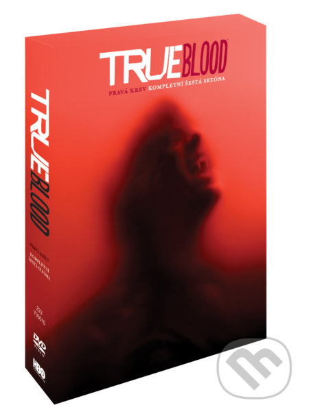 True Blood - Pravá krev 6.série DVD