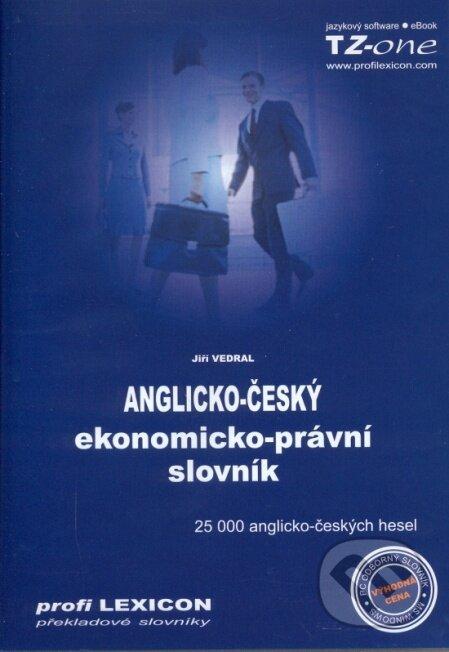 Anglicko-český ekonomicko-právní slovník -