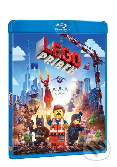 Lego príbeh BLU-RAY