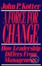 Force for Change - John P. Kotter