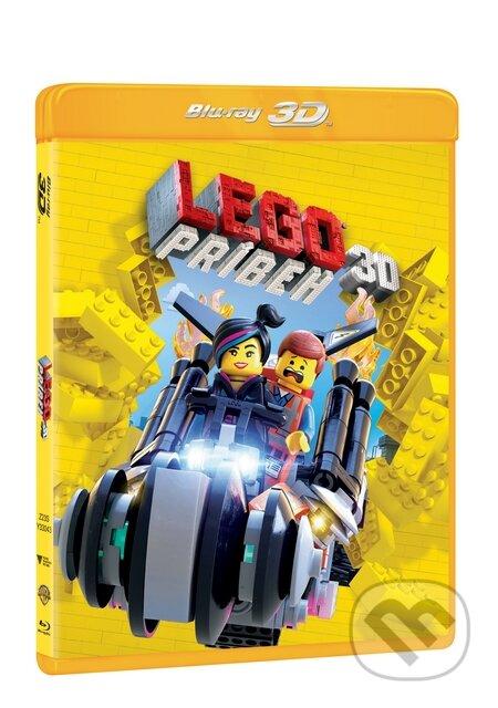 Lego príbeh 3D BLU-RAY3D