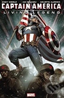 Captain America - Andy Diggle