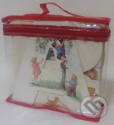 Dick and Jane Alphabet Book Bag -