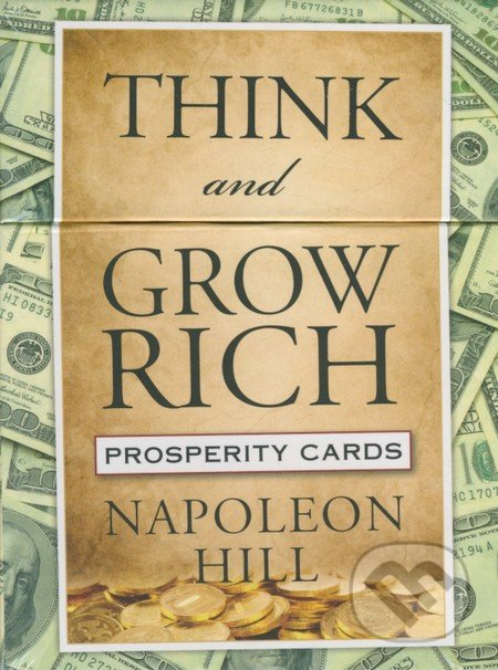 Think and Grow Rich Prosperity Cards - Napoleon Hill