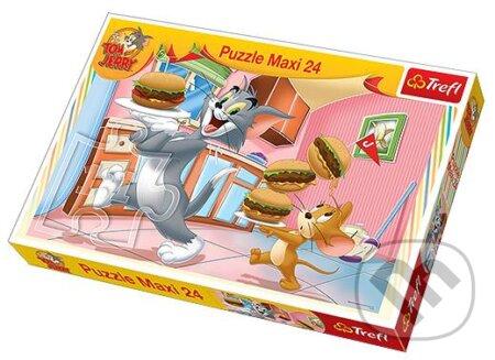Tom a Jerry - Přichází snídaně -