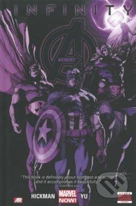 Avengers: Infinity - Jonathan Hickman