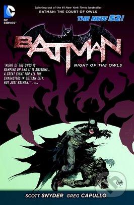 Batman: Night of the Owls - Scott Snyder
