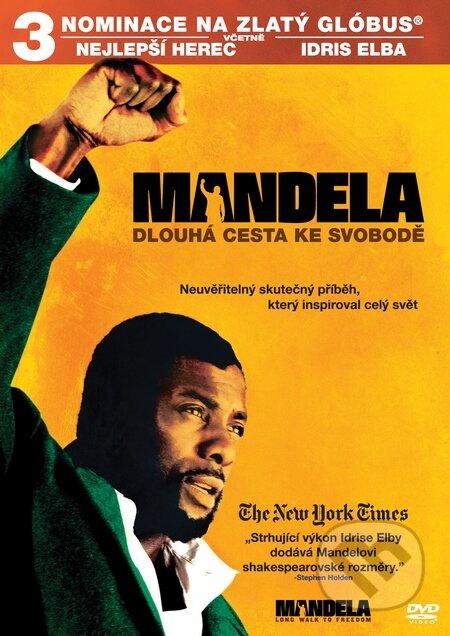 Mandela: Dlouhá cesta ke svobodě DVD