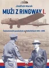 Muži z Ringway 1. - Jindřich Marek