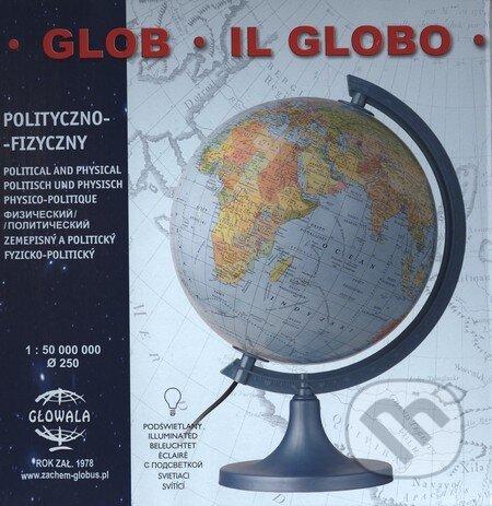 Globus 1:50 000 000 -