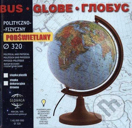 Globus 1:40 000 000 -
