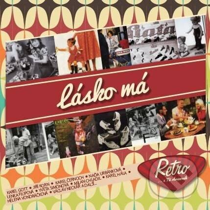 Retro - Lásko má - Various Artists