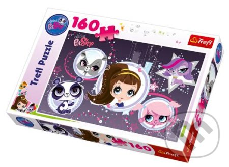 Littlest pet shop - Super stars -