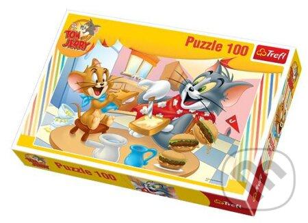 Tom & Jerry - Úžasná snídaně -