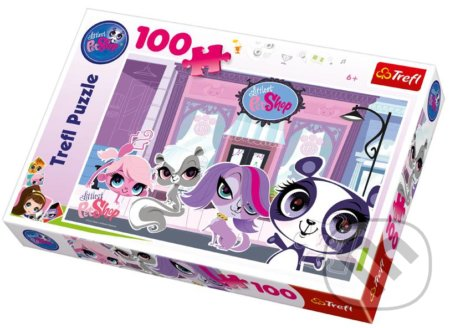 Littlest Pet Shop - Na ulici -