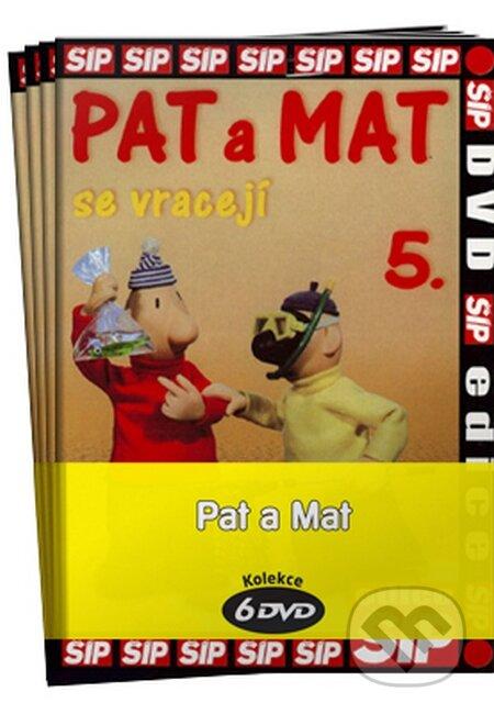 Pat a Mat DVD