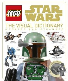 Lego Star Wars: The Visual Dictionary -