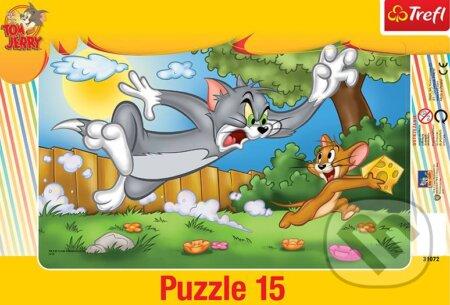 Tom & Jerry - Chutný sýr -