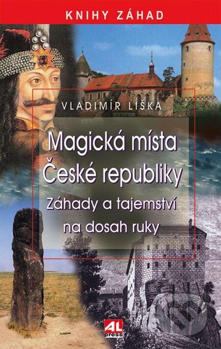 Magická místa České republiky - Liška vladimír