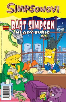 Bart Simpson: Mladý buřič - Matt Groening