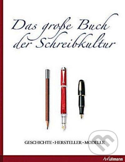 Das grosse Buch der Schreibkultur -