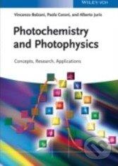 Photochemistry and Photophysics - Vincenzo Balzani a kol.