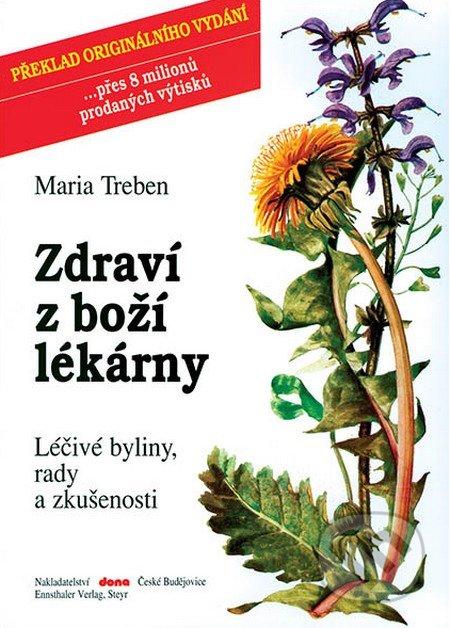 Zdraví z boží lékárny - Maria Treben
