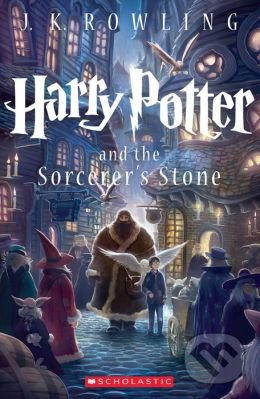Harry Potter and the Sorcerer\'s Stone - J.K. Rowling