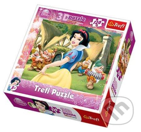 3D Princezna a trpaslíci -