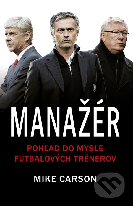 Manažér - Mike Carson