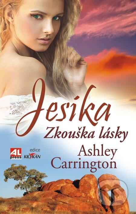 Jesika - zkouška lásky - Ashley Carrington