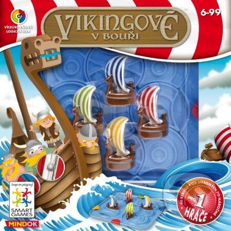 Vikingové v bouři - Raf Peeters