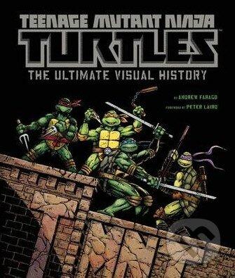 Teenage Mutant Ninja Turtles - Andrew Farago