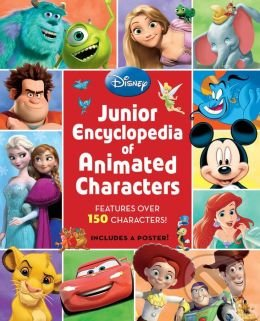 Junior Encyclopedia of Animated Characters -