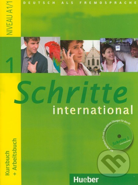 Schritte international 1 (Paket) - Daniela Niebisch