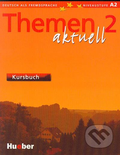 Themen aktuell, Deutsch als Fremdsprache. Niveaustufe A2 - Náhled učebnice