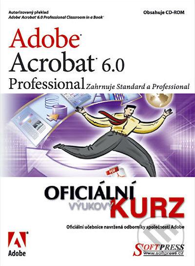 Adobe Acrobat 6 Pro - oficiální výukový kurz -