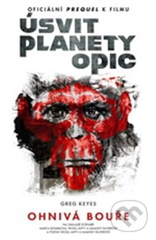 Úsvit planety opic - Greg Keyes